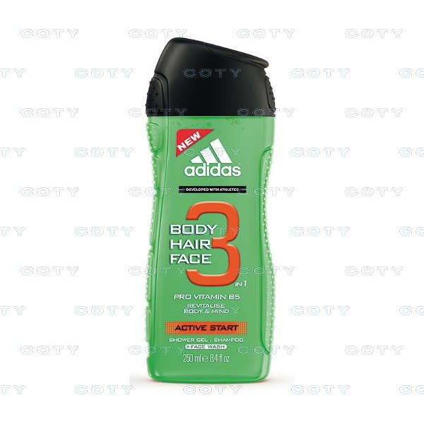 ADIDAS SPRCHOVÝ GÉL ACTIVE START 400ML MEN / 281