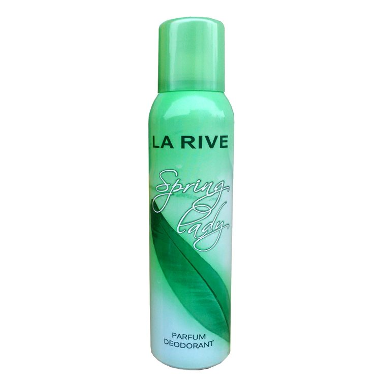 La rive woman spring lady deo 150ml