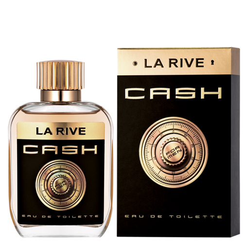 La rive men cash edt 100ml