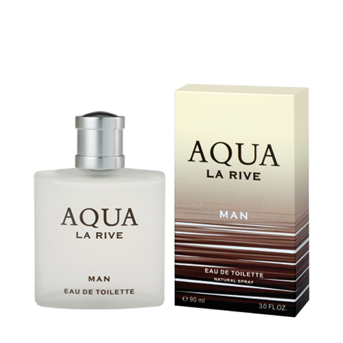 La rive men aqua edt 90ml