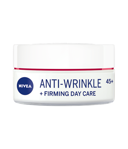 Nivea Anti-wrinkle 45+ denný krém 50ml