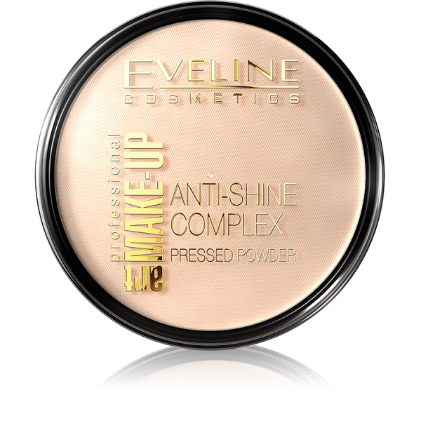 EVELINE ART MAKE UP MINERÁLNY PÚDER č.33 GOLDEN SAND 14G