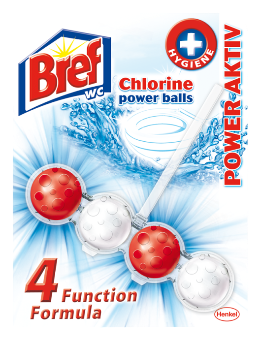 BREF POWER ACTIVE CHLORINE 50G / 454