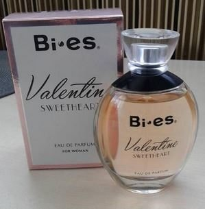 BI-ES EDP VALENTINE SWEETHEART FOR WOMAN 100ML