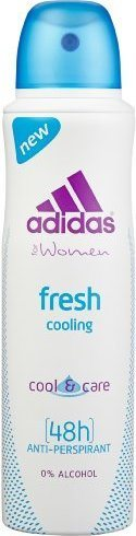 Adidas deo woman fresh cooling 150ml