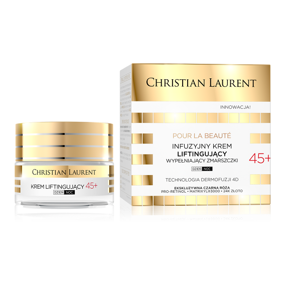 Christian Laurent liftingujúci krém 45+ 50ml