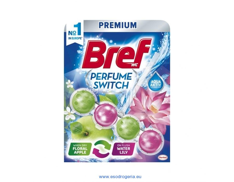 Bref perfume switch apple and waterlily 50g