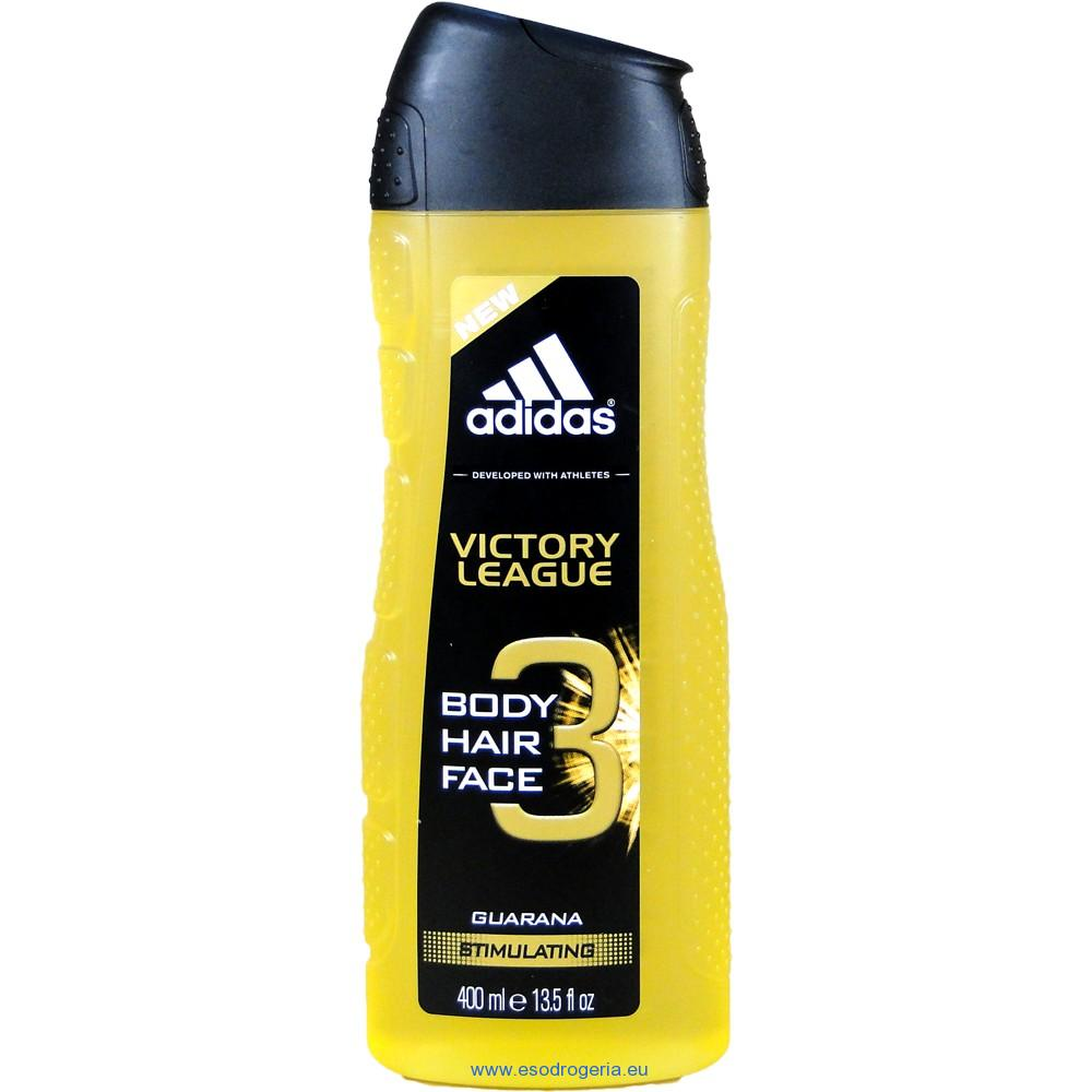 Adidas Men sprchový gél Victory League 400ml