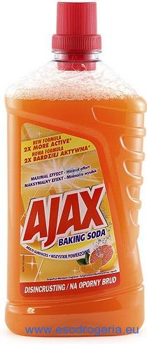 Ajax grapefruit sóda 1L