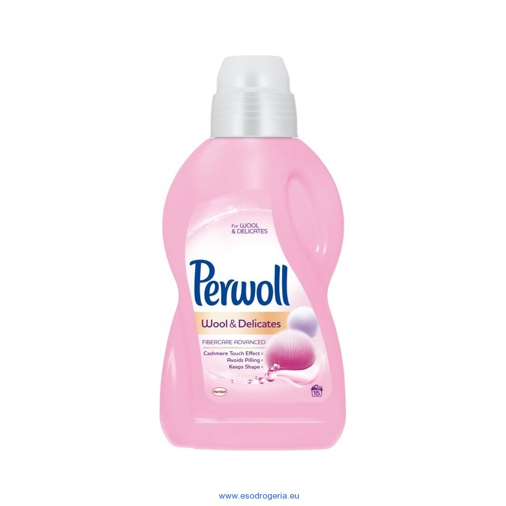 Perwoll gél wool delicates 900ml / 15PD