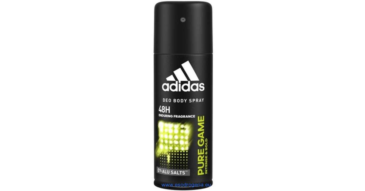 Adidas deo men pure game 150ml