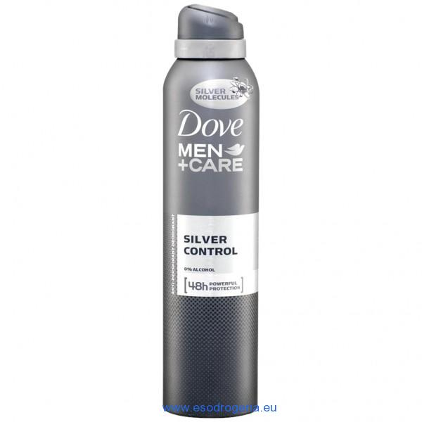 Dove Men+Care antiperspirant Silver Control 250ml