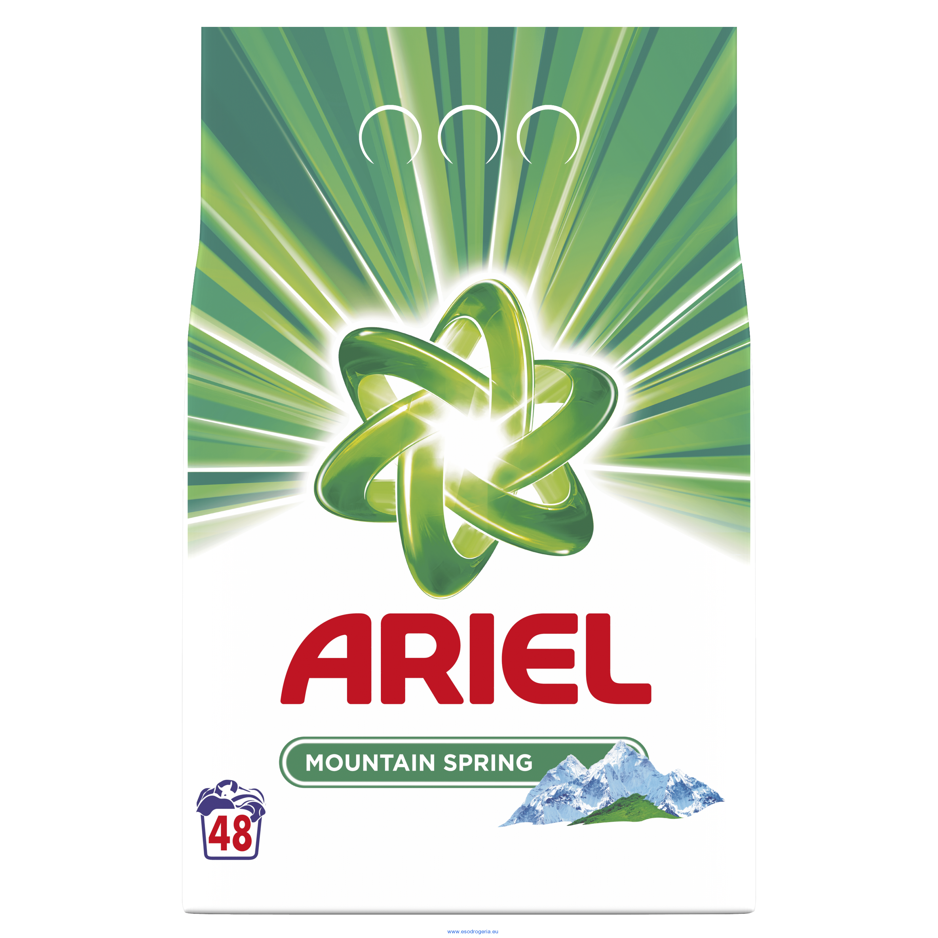 Ariel Mountain Spring 3,6KG/48PD