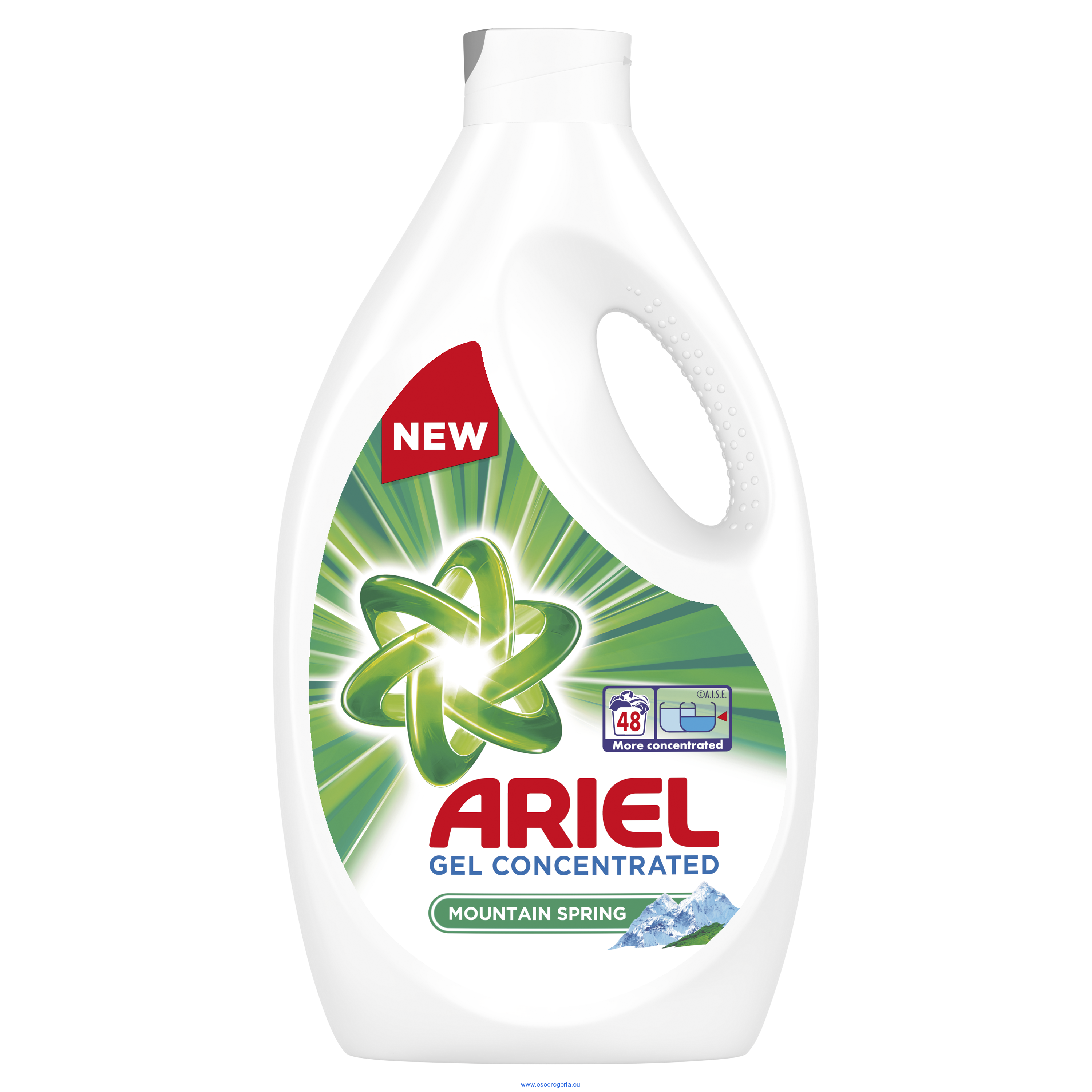 Ariel Mountain Spring 2,64L / 48PD