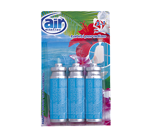 AIR MENLINE HAPPY SPRAY TAHITI PARADISE 3x15ML NÁHRADA / 884