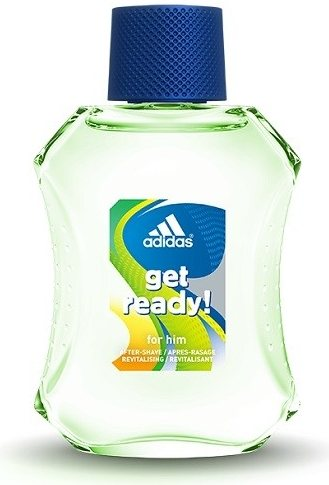 ADIDAS 100ML VODA PO HOLENÍ GET READY!