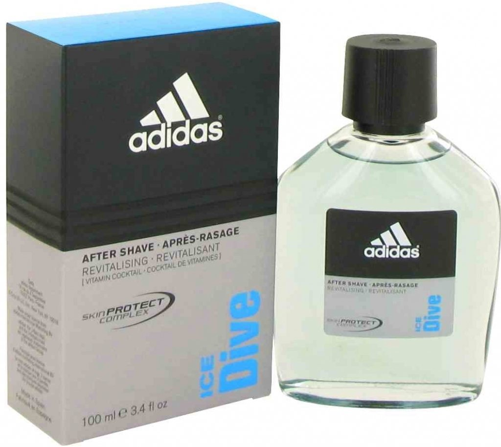 ADIDAS 100ML VODA PO HOLENÍ ICE DIVE