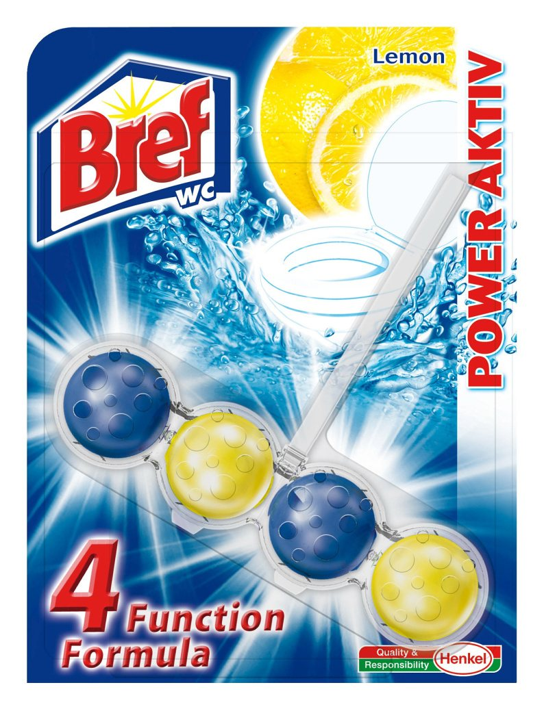 BREF POWER ACTIVE LEMON 50G / 197