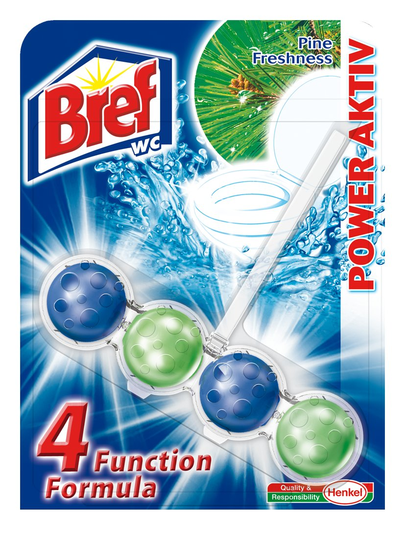 BREF POWER ACTIVE PINE 50G / 166