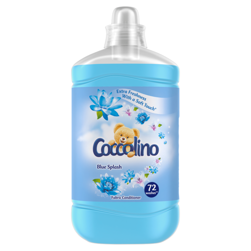 Coccolino blue splash aviváž 1,8L/72PD