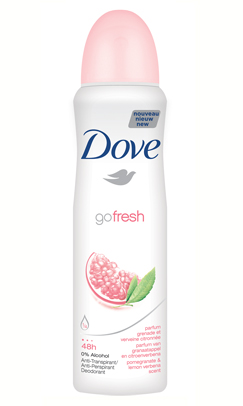 DOVE ANTIPERSPIRANT SPREJ GO FRESH REVIVE 150ML