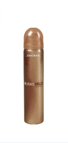 DRAMERS JEAN MARC BODY SPRAY  MIAMI HILLS WOMEN 75ML