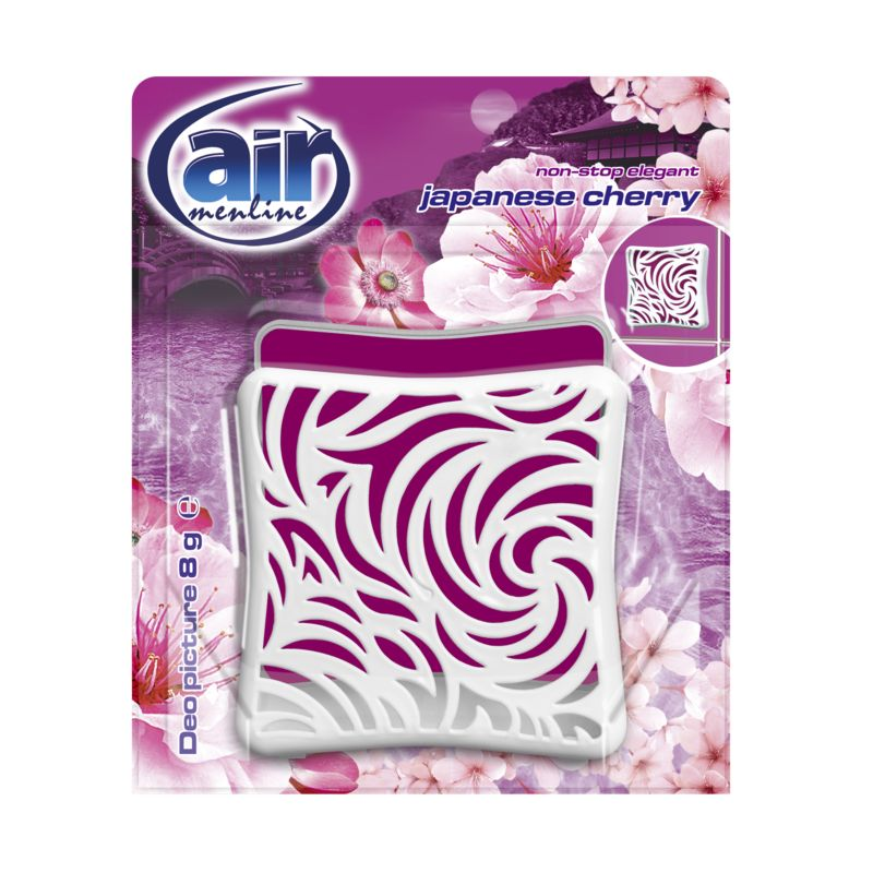 AIR MENLINE DEO PICTURE JAPANESE CHERRY 8G