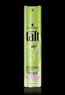 TAFT LAK NA VLASY 250ML VOLUME ULTRA STRONG 4 / 245