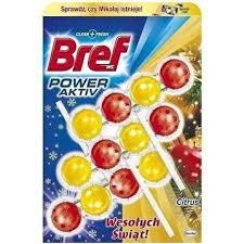 BREF POWER ACTIVE LEMON 3 x 50G
