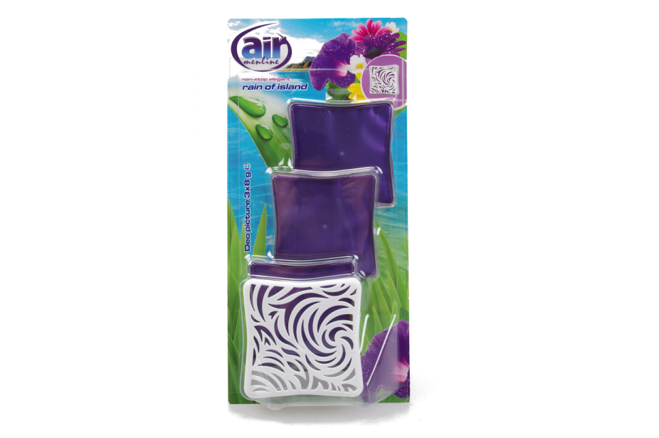 AIR MENLINE DEO PICTURE RAIN OF ISLAND  3X8G