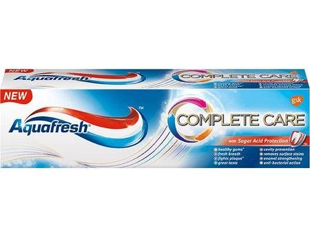 AQUAFRESH ZUBNÁ PASTA COMPLETE CARE 75ML