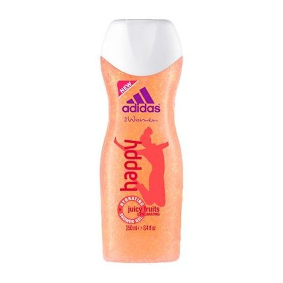 Adidas sprchový gél Happy Women 250ml