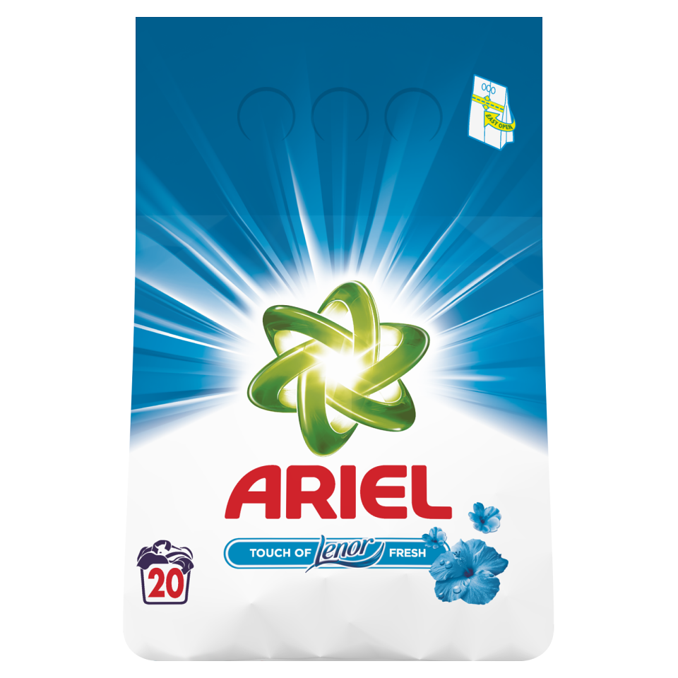 Ariel Touch of Lenor fresh 1,5kg / 20PD