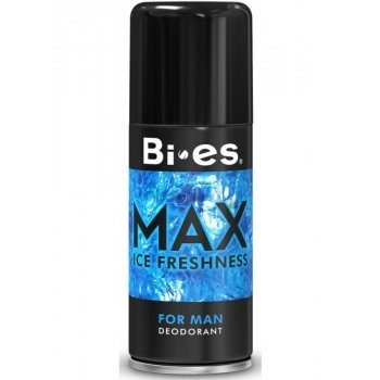 BI-ES DEODORANT MAX ICE FRESHNESS MEN 150ML
