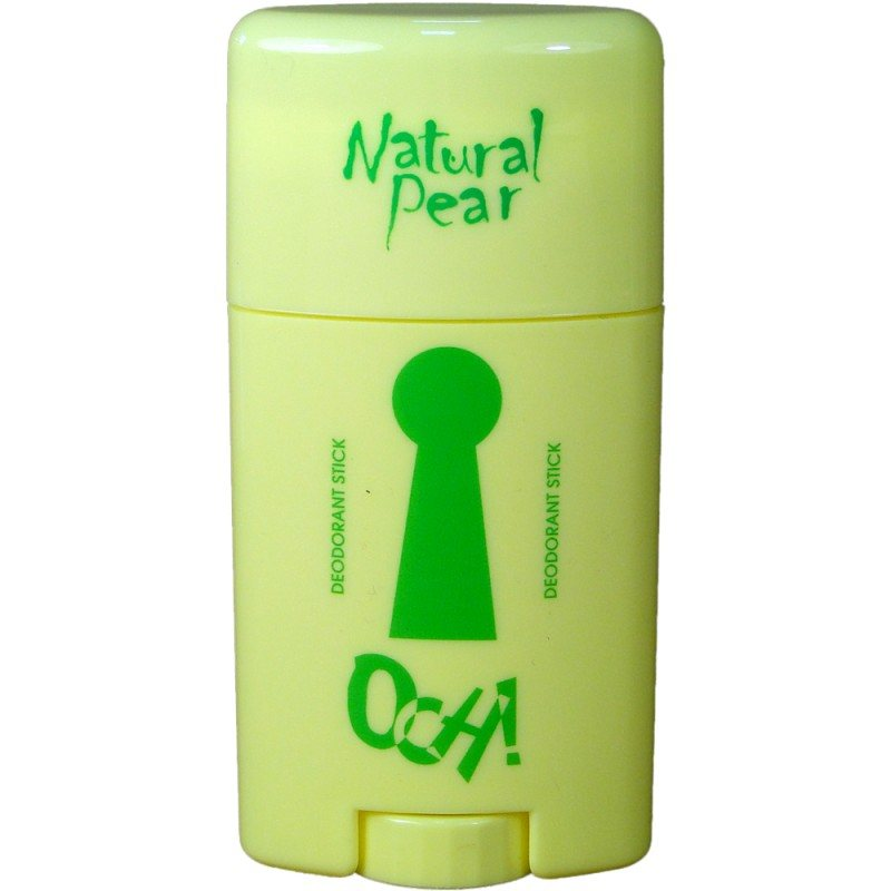 OCH dámský deo stick Natural pear 50ml