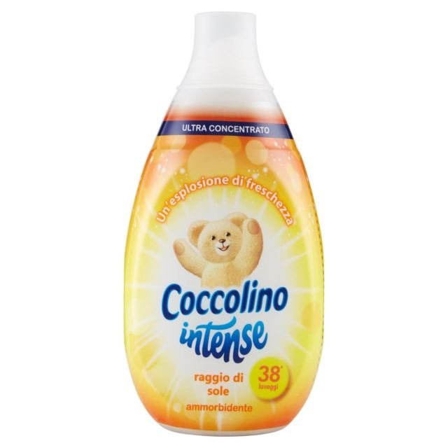 Coccolino Intense Sunburst 570ml = 38 pracích dávok