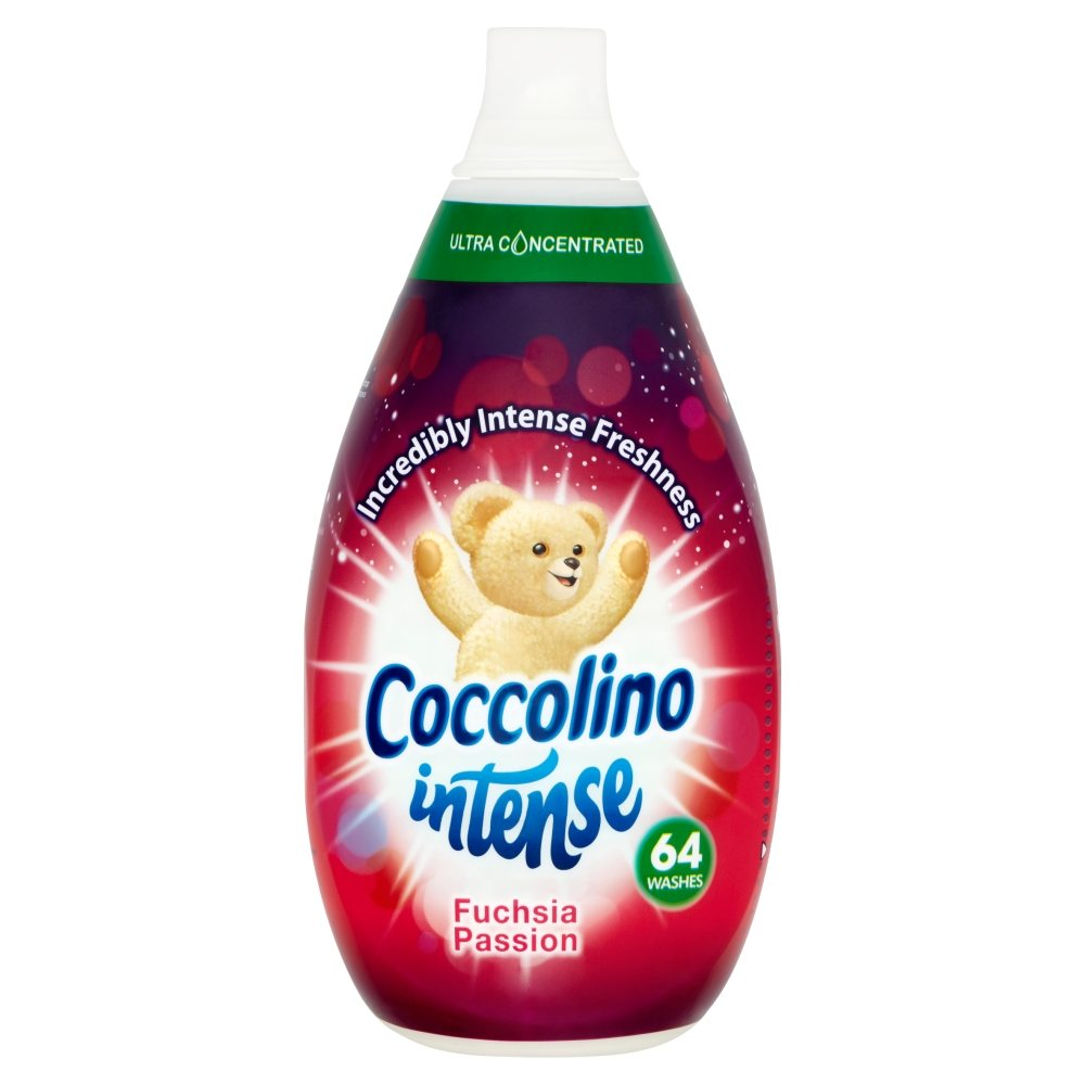 Coccolino Intense Fuchsia 570ml = 38 pracích dávok