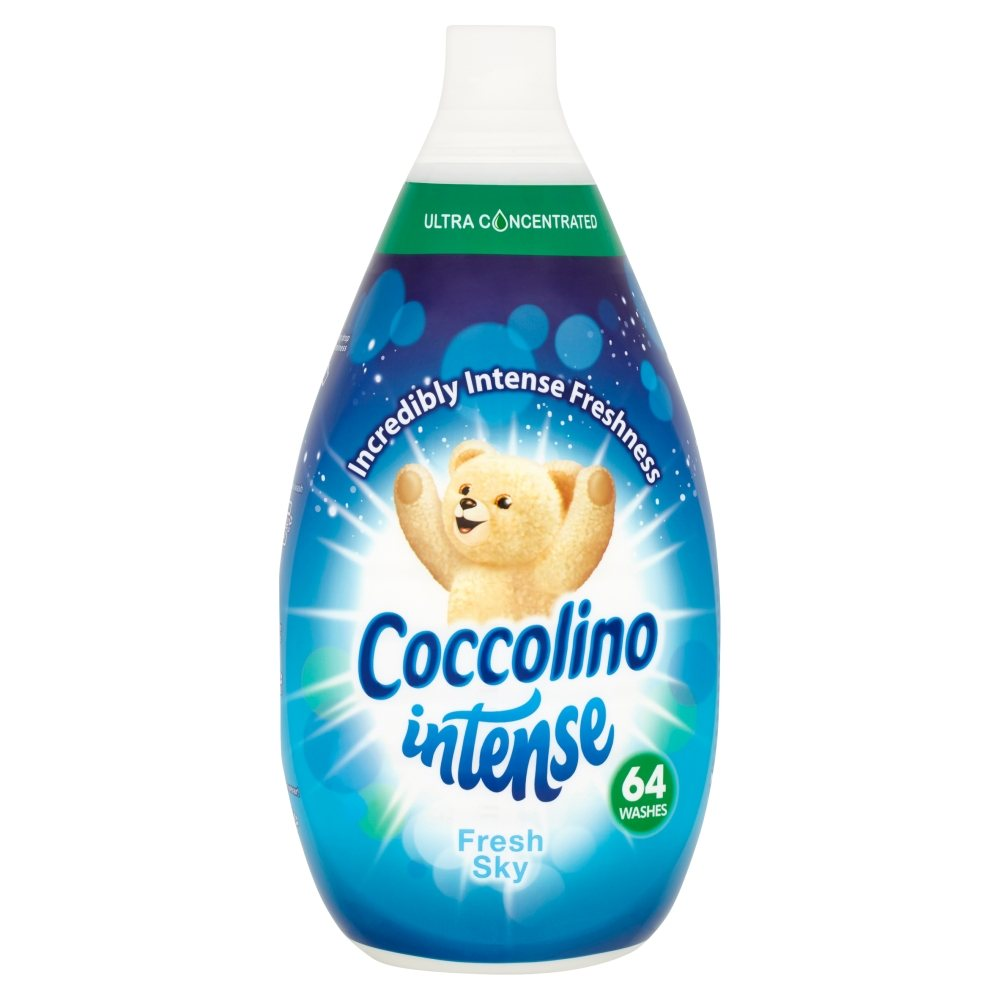 Coccolino Intense Fresh Sky 570ml = 38 pracích dávok