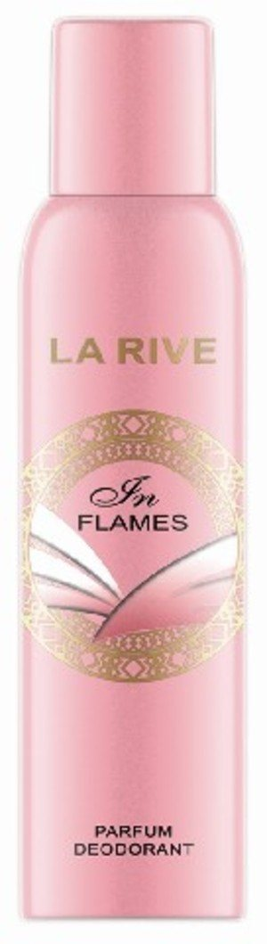 La rive woman in flames deo 150ml