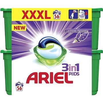 Ariel Lavender Power Capsules 56ks