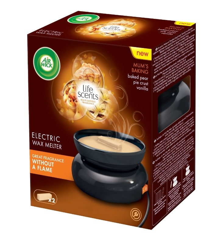 AIR WICK Electric Wax Melter Mamin koláč 33g