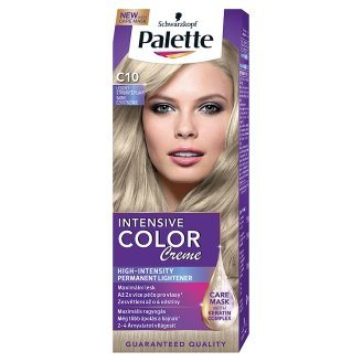 Palette Intensive color creme C10 Ľadovo striebristý blond