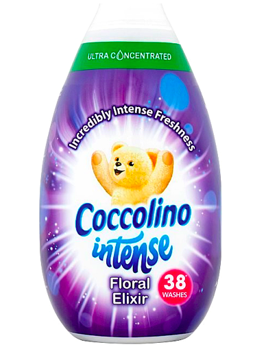Coccolino Intense Floral Elixir 570ml = 38 pracích dávok
