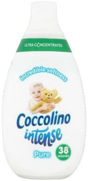 Coccolino Intense Pure 570ml = 38 pracích dávok