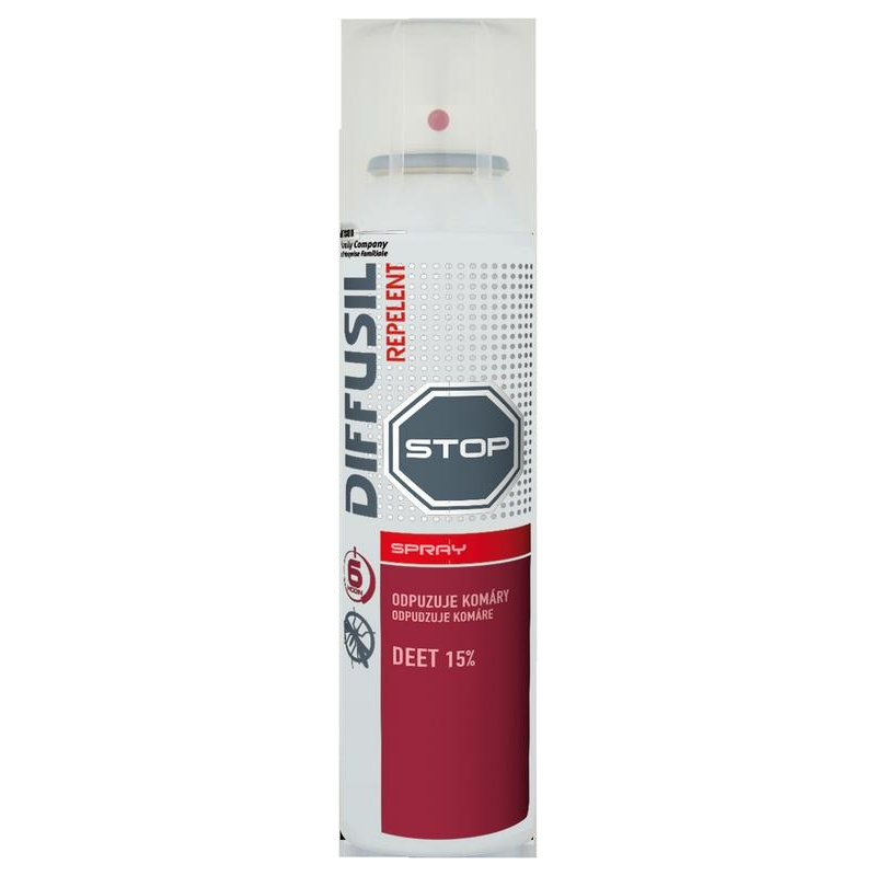 Diffusil repelent spray 100ml