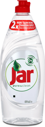Jar Pure & Clean 650ml