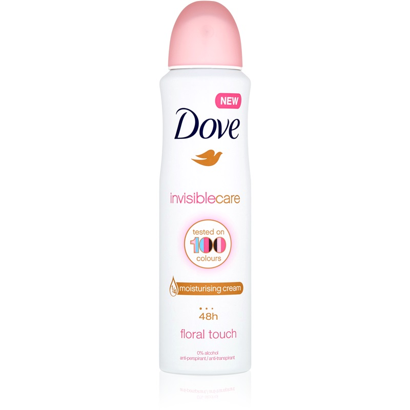Dove antiperspirant invisiblecare 150ml