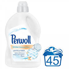 Perwoll gél renew white 2,7L / 45PD
