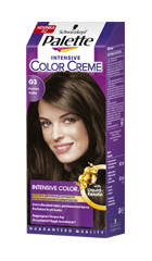 PALETTE INTENSIVE COLOR CREME 100ML  G3 PRALINKOVÝ