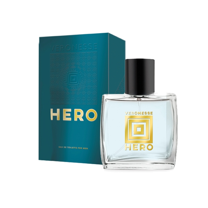 Vittorio belluci veronesse hero men edt 100ml